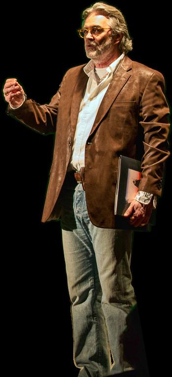 David Bouchard Speaking